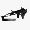 CAA MCK43/48GEN2A Micro Conversion - Kit Glock 43, 43x, and 48, Black - MCK43/48GEN2A