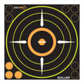 Allen 15227 EZ Aim Adhesive Splash - 17.5 X 17.5 Bullseye, 5 Per Pack - 15227