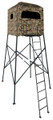 Primal Treestands PVTS-812 The - Garrison 12' Deluxe Quad Pod w/ - PVTS-812