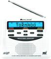 Midland WR120B S.A.M.E. Weather - AM/FM Radio,Time & Alarm Clock - WR120B