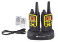 Midland T61VP3 2 - Way FRS/GMRS - Radios 32 - Mile, 22, CH +14, 121 - T61VP3