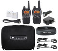 Midland T77VP5 2 - Way FRS GMRS - Radios, 38 - Mile, 22 +14 CH, 12 - T77VP5