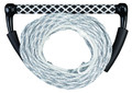 Full Throttle 340400-701-999-21 3 - Section Wakeboard/Kneeboard Rope - 340400-701-999-21