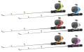 Worm Gear WG-SCDCAST Spincast Dock - Combo Assortment 6pk - WG-SCDCAST