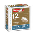 """Aguila 1CHB1306 Target Shotshell 12 - Ga, 2-3/4"""", 1 oz, #9, 1200 fps, 25 - 1CHB1306"""