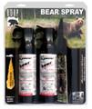 UDAP 15DHC 9.2oz-260g Magnum Bear - Spray w/ Plastic GrizGuard Holster2 - 15DHC