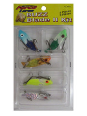 HT FORCE LURES BUZZ BLADE II LURE KIT