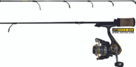 HT ARCTIC FUSION TX 25 INCH MEDIUM ACTION ICE COMBO