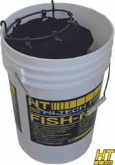 Bucket Fish Bag with Bracket - Bucket Not Included