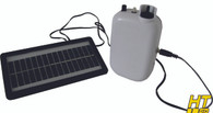 OXYMAX SOLAR POWERED AIR PUMP