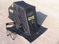 HT 1 PERSON FLIP OVER STYLE SHELTER REPLACEMENT CANVASES
