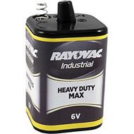 Rayovac 6V-HDM 6V Heavy Duty Max Lantern Battery