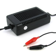 Amstron 12V / 3A SLA Battery Charger - LC1-12-3A