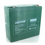 Amstron 12V / 22Ah Electric Vehicle VRLA Battery - R Terminal