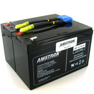 Amstron Replacement Backup Battery for APC RBC9