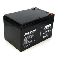Amstron 12V 12Ah Sealed Lead Acid Battery w/ F2 Terminal
