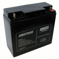 Amstron 12V/18AH Sealed Lead Acid Battery w/ NB Terminal