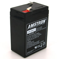 Amstron 6V 6Ah Lead Acid Battery