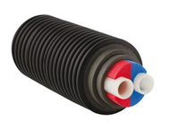 Uponor Ecoflex Thermo Twin Pre-Insulated Pipe