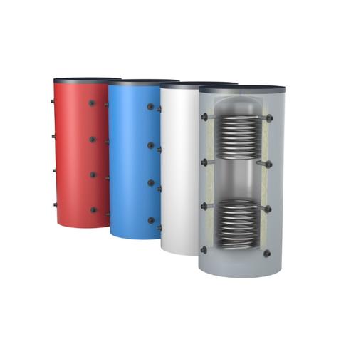 Buffer Storage Tanks  Vertical