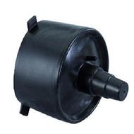 Ecoflex Single Rubber end-cap set