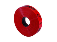 Uponor Trench Warning Tape, red