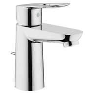 GROHE BauLoop single-lever basin mixer chrome