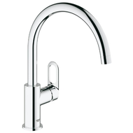 GROHE BauLoop single-lever sink mixer chrome