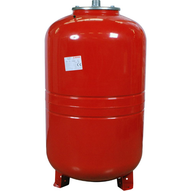 Expansion vessel Maxivarem LR 100 l initial pressure 1.5 for heating systems