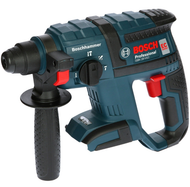 Bosch cordless rotary hammer GBH 18 V-EC Professional with L-Boxx (Solo version)