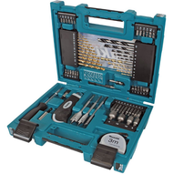Makita drill bit set 71 pcs.