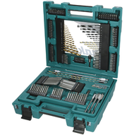 Makita drill and bit set 200 pieces