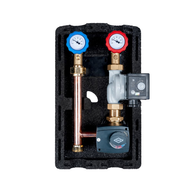 OEG heating circuit set mixed circuit with pump CPA 55/25 incl. actuator