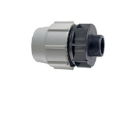 Uponor Plasson coupling (to be used with Supra pipe only)