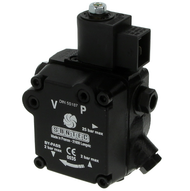 Perge Oil pump with magnetic valve