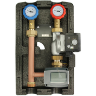 OEG heating circuit set mixed circuit with WHMS control and OEG pump 55/25-130 (512245102)