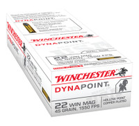 WIN Dynapoint .22 Winchester Magnum 45 Grain Hollow Point 50 Per Box	 Dynapoint
