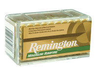 .22 Winchester Magnum Rimfire 40 Grain Jacketed Hollow Point 50 Rounds Per Box