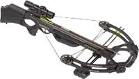 Barnett 78220 Ghost 410 CRT 410 Crossbow Combo w/3x32mm Scope Black Free shipping