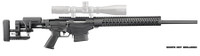 RUG Ruger Precision Bolt Action Rifle .308 Winchester 20 Inch Threaded Barrel 5R Rifling Samson Keymod Handguard Precision MSR Folding Adjustable Stock 10 Round