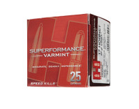 250 rounds HOR Superformance Varmint .17 Hornet 20 Grain V-Max	 Superformance Varmint FREE SHIPPING