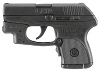 RUG LCP .380 ACP 2.75 Inch Barrel Blue Finish Crimson Trace Laser Grip 6 Round