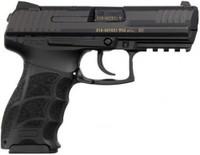 """HK 734001A5 P30 LEM 40S&W 10+1 3.9"""" NMS Black Syn Grip Black Steel Slide"""