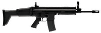 FNH SCAR 16S .223 Remington/5.56x45mm NATO 16.25 Inch Hard Chromed Barrel Side-Folding Polymer Stock Black Finish 30 Round