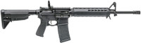 SAI Saint AR-15 5.56mm NATO 16 Inch Chrome-Moly Barrel Melonite Finish Flip Up Rear Sight/A2 Front Sight Bravo KeyMod Handguard Bravo Pistol Grip Bravo 6-Position Stock PMAG 30 Round