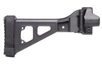 .SB Tactical SBT5K-01-SB SBT5K Folding Brace HK MP5K  Elasto-Polymer AR Platform