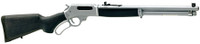 .Henry H010AW All-Weather Lever Action Lever 45-70 Government 18.43 4+1 Hardwood Black Stk Chrome