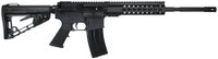 .Diamondback DB15CB DB15 Free Float Rail Semi-Automatic 223 Remington/5.56 NATO 16 10+1 ATI Strikeforce/Collapsible Black Stk Black Hard Coat Anodized