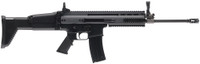 .FN 98621 SCAR 16S Carbine Semi-Automatic 223 Remington/5.56 NATO 16.25 10+1 Adjustable Folding Black Stock Black
