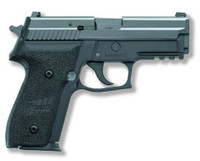 P229 9MM BL 10+1 FS W/RAIL * INCLUDES 2 MAGS & CASE